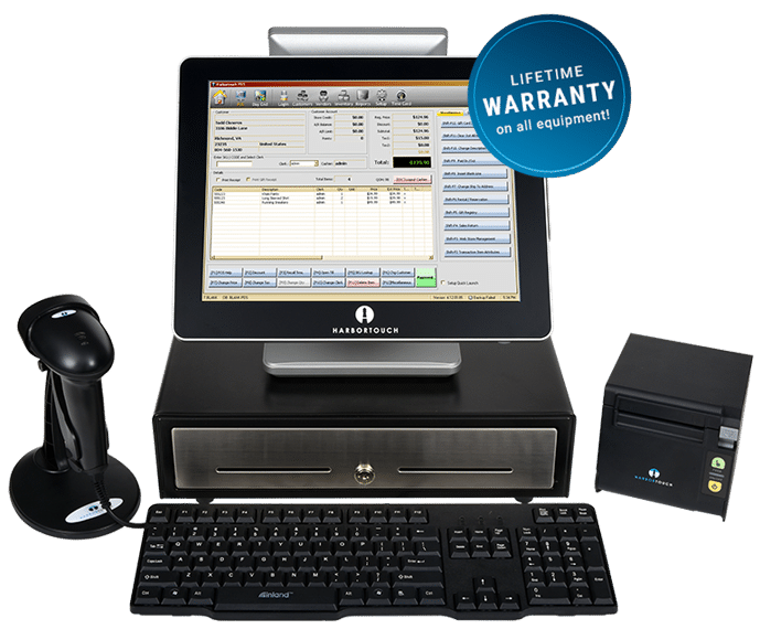 Sea Scan - Harbortouch Retail Point of Sale System