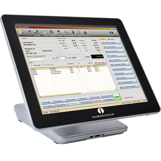 Point of Sale (POS) System Software for Retail Stores